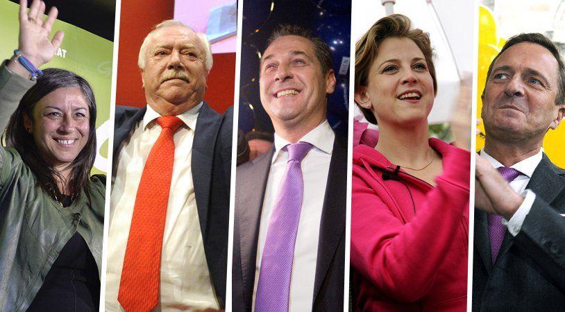 Der Countdown zur Wien-Wahl 2015 läuft