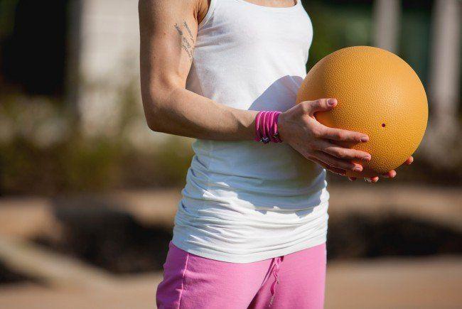 Mit einem Trainingsplan zu mehr Kraft und Ausdauer.