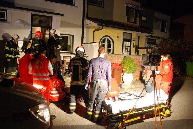 Der Einsatz in Perchtoldsdorf dauerte eineinhalb Stunden.