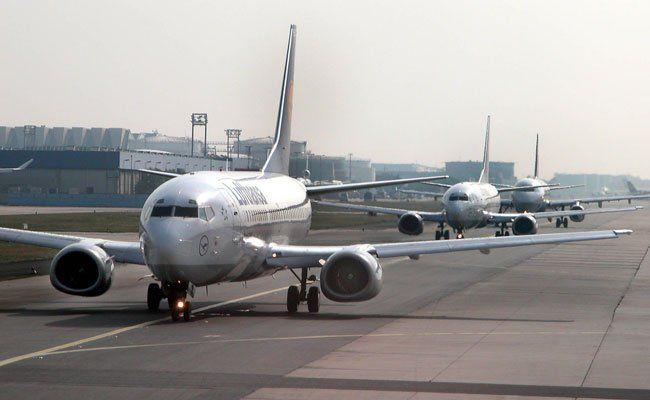 Auch Wien-Flüge sind vom Lufthansa-Streik betroffen.