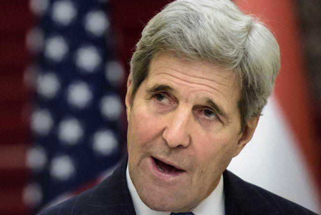 Kerry diese Woche zu Syrien-Gesprächen in Wien