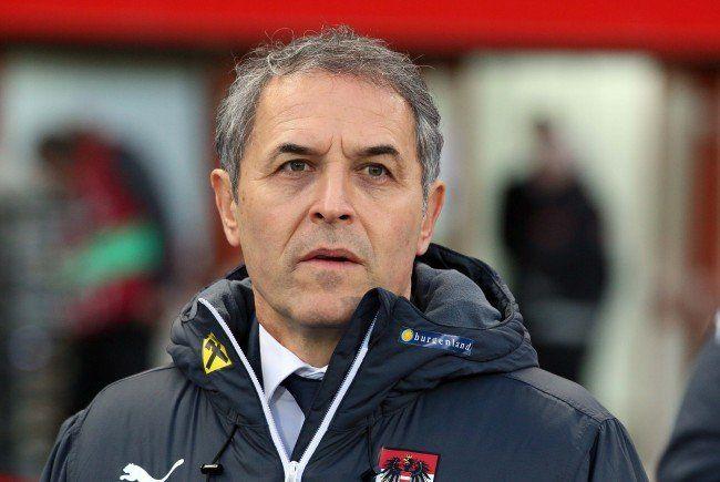 Marcel Koller hat seine Truppe für das Schweiz-Testspiel nominiert.
