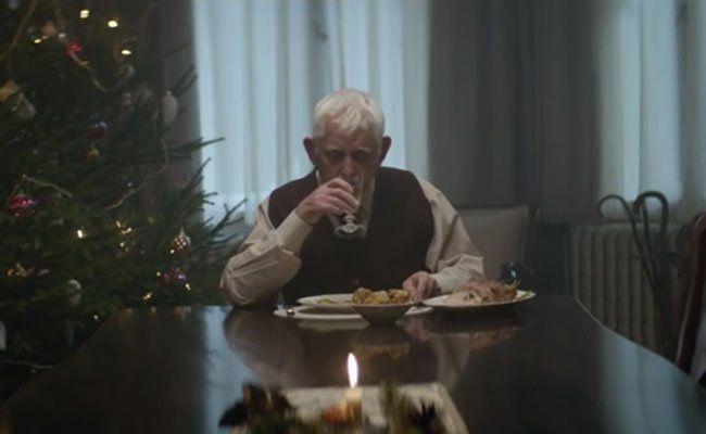 #heimkommen: Der Weihnachts-Werbespot rührt zu Tränen.