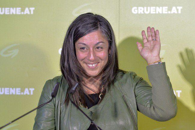 Maria Vassilakou darf ihr Amt in Wien behalten.