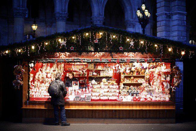 Niederösterreich zeigt sich in Wien von seiner weihnachtlichen Seite.