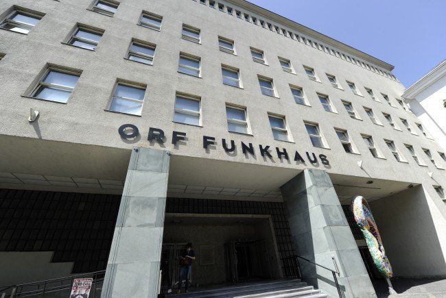 Der ORF will das Funkhaus verkaufen.