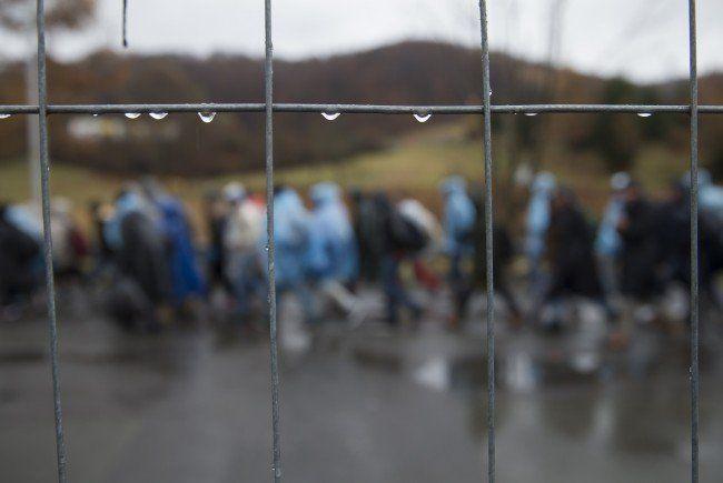 Flüchtlinge - Demo der Identitären an Grenze bei Spielfeld angemeldet