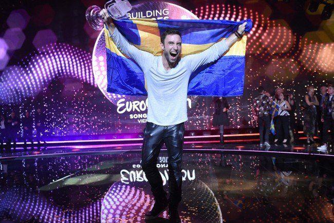 Mans Zelmerloew brachte den ESC nach Schweden
