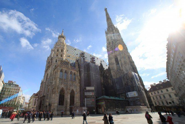 Wien droht ein Rückgang bei Touristen aus Deutschland.