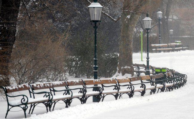 Wien schafft im Winter mehr Schlafplätze für Obdachlose.