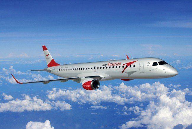 AUA-Fokker musste Flug von Wien nach Minsk abbrechen