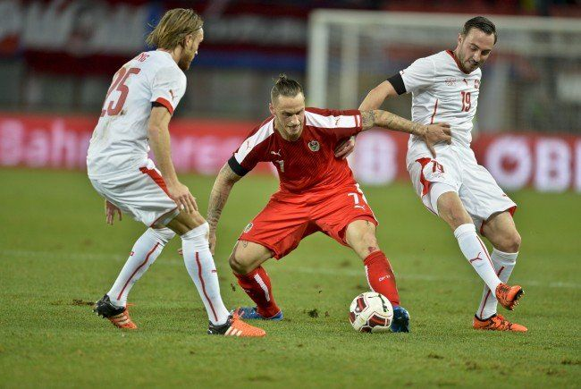 Im letzten Länderspiel des Jahres musste sich Österreich geschlagen geben.