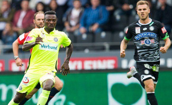 Die Austria trifft im Topspiel auf Sturm Graz.