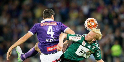 LIVE: SV Ried gegen FK Austria Wien im Bundesliga-Ticker
