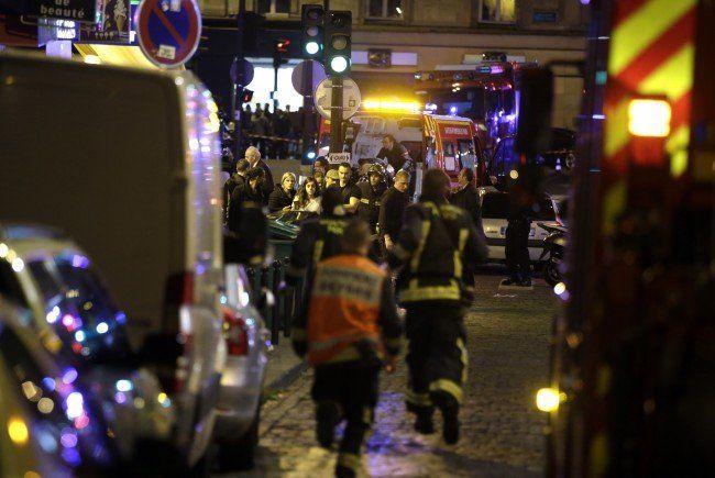 Nach den Terror-Anschlägen auf das Bataclan hat sich ein Polizist zu Wort gemeldet