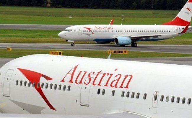Laut AUA wurden kaum Paris-Flüge gecancelt.