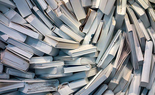 Die Lange Nacht der Bücher findet in der Messe Wien statt