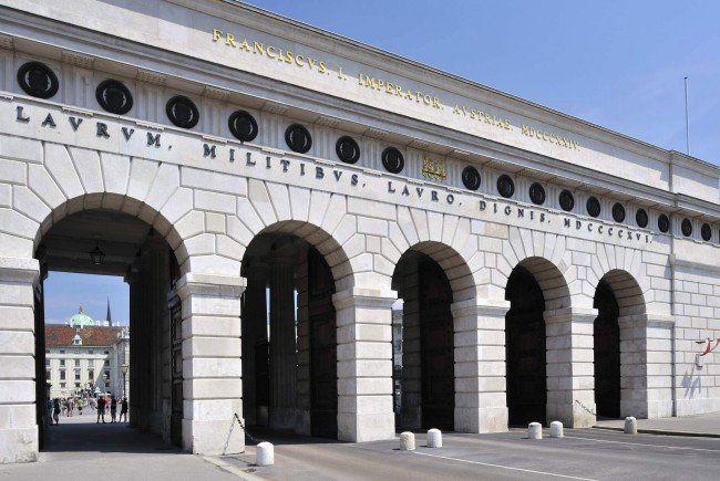 111 Millionen soll die Neugestaltung des Heldenplatzes kosten.