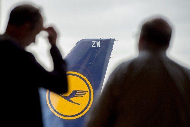 Lufthansa-Streik - 929 Flüge fallen aus, darunter 24 in Österreich