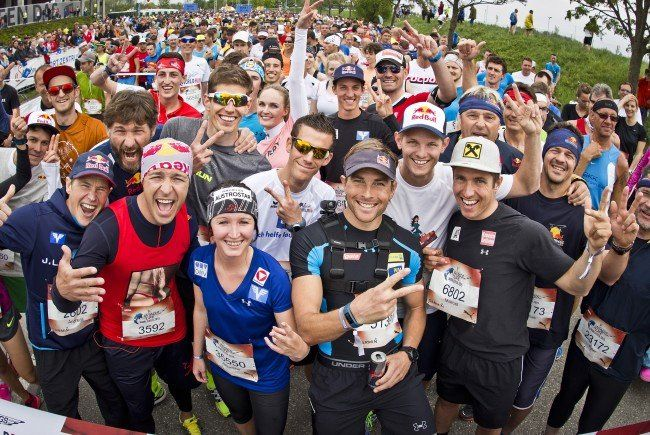 Der Wings for Life World Run wird 2016 in Wien stattfinden.