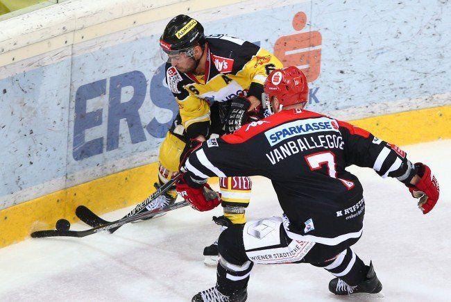 Die Caps rangen Innsbruck nieder.