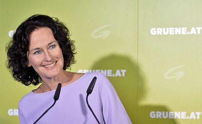 Bundessprecherin Eva Glawischnig kündigte einen Gesetzesentwurf bis Dezember an