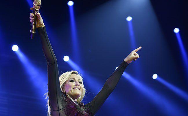 In Weihnachtsstimmung, wie ihr neues Album beweist: Helene Fischer
