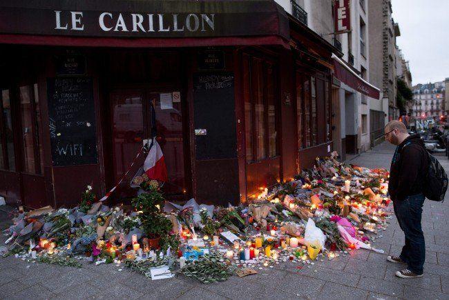 Ein Terrorist wurde von der Pariser Polizei identifiziert.