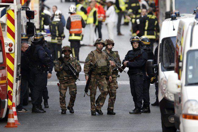Ein Militärexperte spricht über Schritte zur Terror-Prävention.