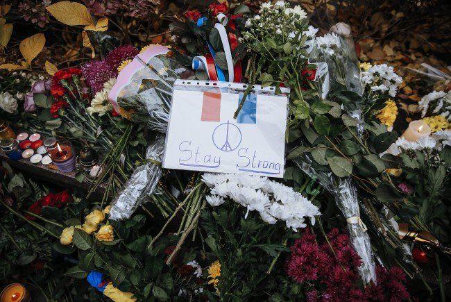 IS bekannte sich zu den Terroranschlägen in Paris.