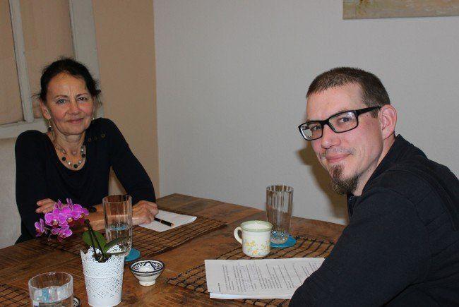 Frau Sulzgruber und Herr Heuberger als BI Stöberplatz im Interview.