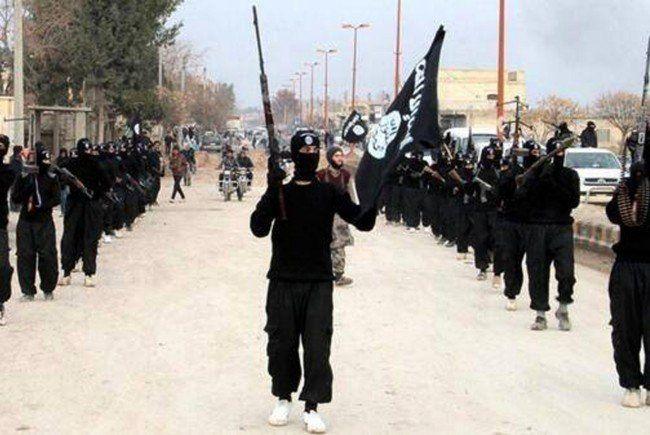 Es gibt Gerüchte, nach denen sich ein IS-Terrorist in Wien aufhält.