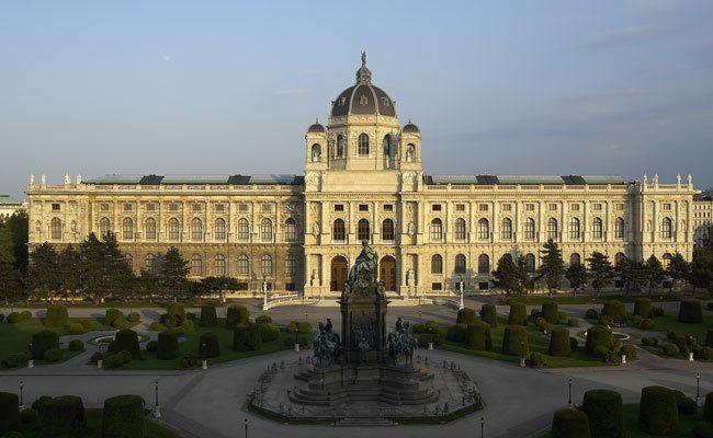Am Freitag kann man gratis das Kunsthistorische Museum in Wien besuchen