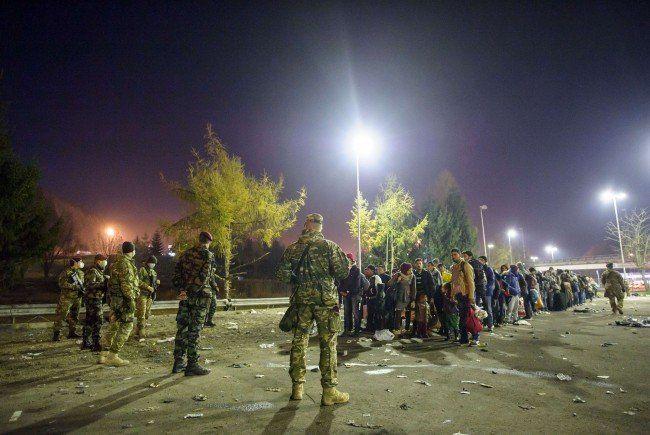 Der Liveticker zur Flüchtlingskrise am Donnerstag.