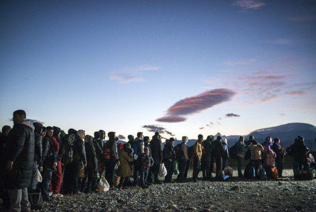 Liveticker zur Flüchtlingskrise