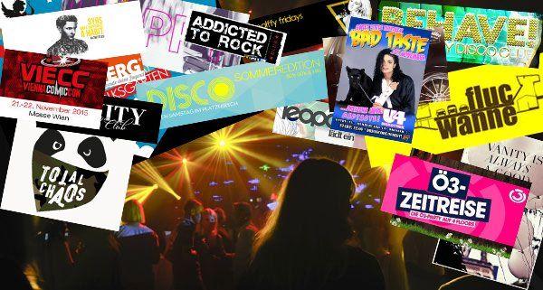 Vienna Comic Con, Ö3-Zeitreise und das U4 feiert Geburtstag: Es ist was los in Wien!