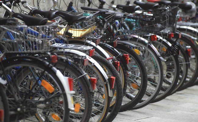 Insgesamt 119 Räder wurden gestohlen