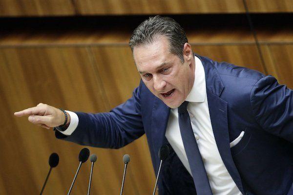 """""""Gesetzesbruch"""": Strache bringt Strafanzeige gegen Regierung ein"""