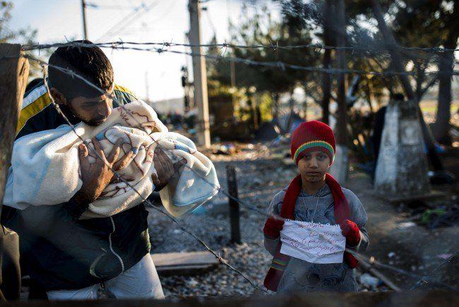 Die Entwicklungen in der Flüchtlingskrise