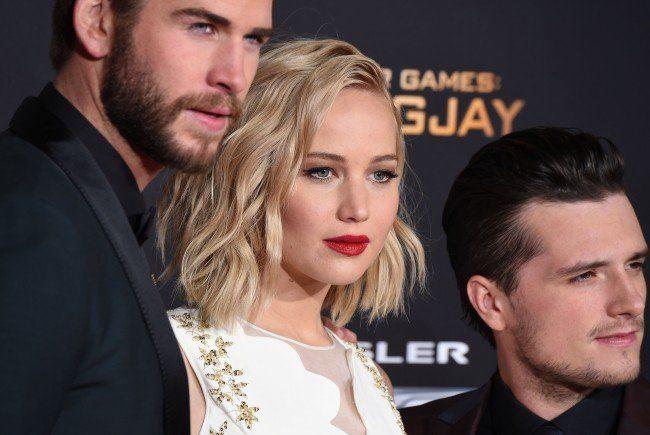 """""""The Hunger Games: Mockingjay"""" sprachen kurz über den letzten Teil der Saga"""