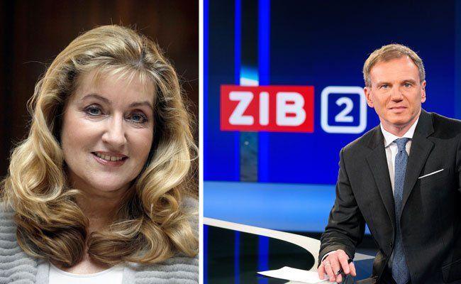 Susanne Winter wurde im Interview von Armin Wolf massiv verbal angegriffen - nun folgte Kritik