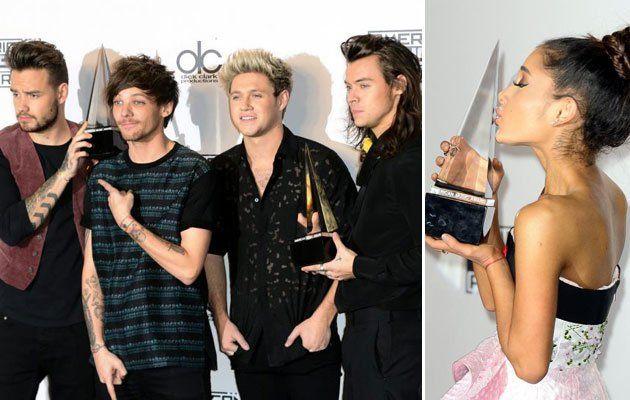 Die großen Abräumer bei den American Music Awards.