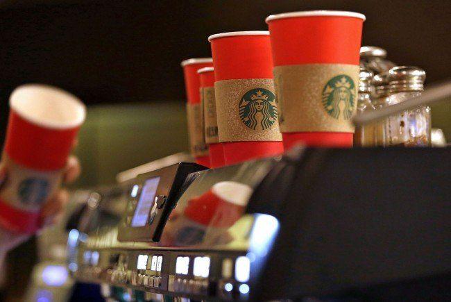 Wilde Namenskreationen landen auf den Starbucks-Bechern.