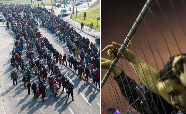 Unser heutiger Liveticker zur Flüchtlingskrise.