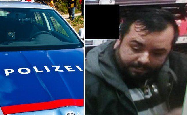 Die Wiener Polizei sucht nach diesem Mann.