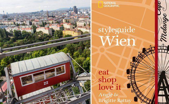 Mit dem Styleguide Wien lässt sich die Stadt neu entdecken.
