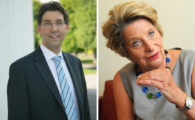 Markus Figl will endlich das Amt von Ursula Stenzel übernehmen.
