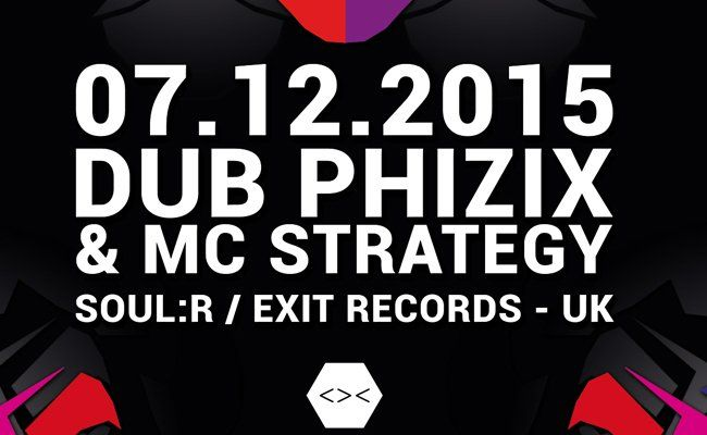 Contrast holen niemand geringeren als Dub Phizix & MC Strategy in die Forelle
