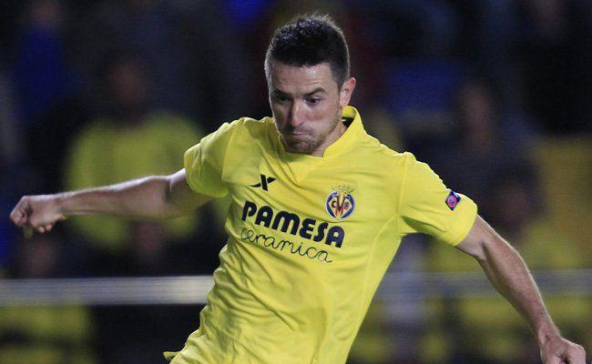 Antonio Rukavina gastiert mit Villarreal Donnerstagabend bei Dinamo Minsk.
