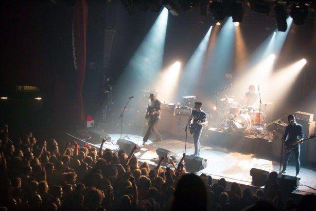 Die Eagles hatten ein Konzert im Bataclan gegeben, als Schüsse fielen.